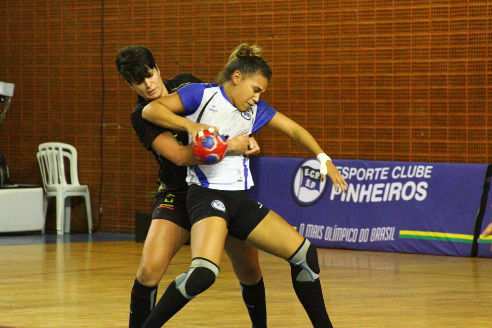 EC Pinheiros vs São Caetano