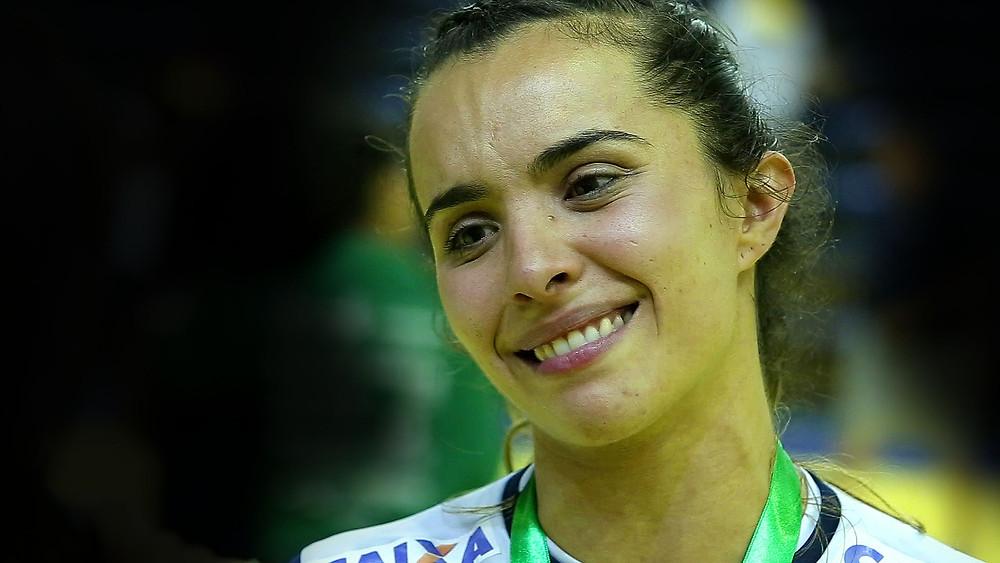 Thamiris Duarte anuncia aposentadoria. (foto reprodução Agno Raiz/Tchê Esportes)