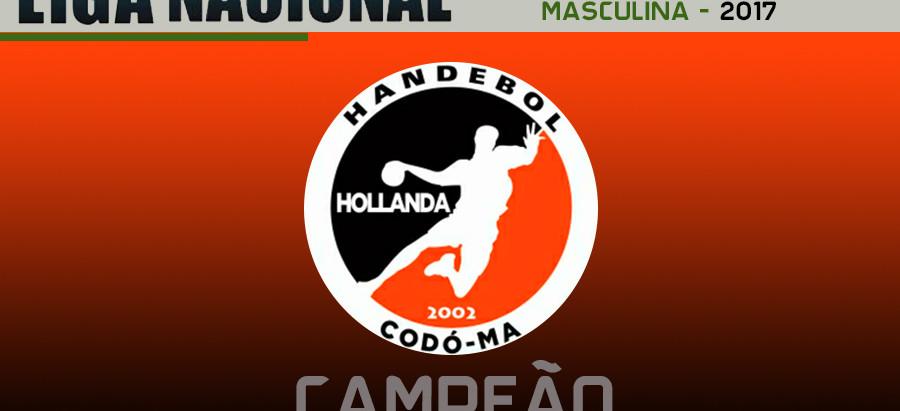 Hollanda/GHC (MA) garante primeiro lugar da Conferência Nordeste Masculina de Handebol