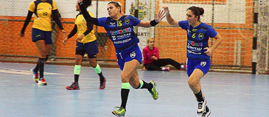 Taubaté conquista o 3º lugar em estreia no Super Paulistão Feminino de Handebol