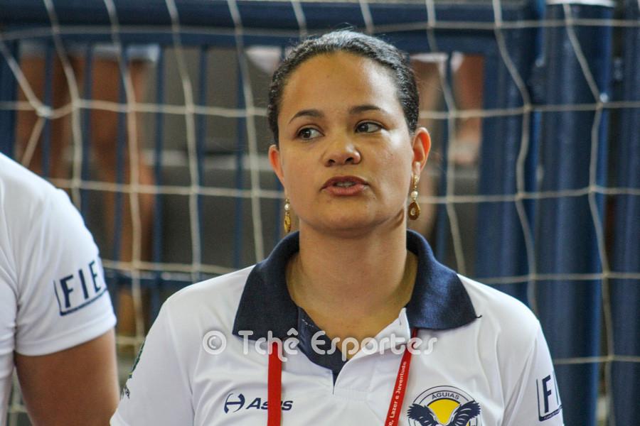 Daniela Vitorino, psicóloga da ACH. (foto arquivo Tchê Esportes)