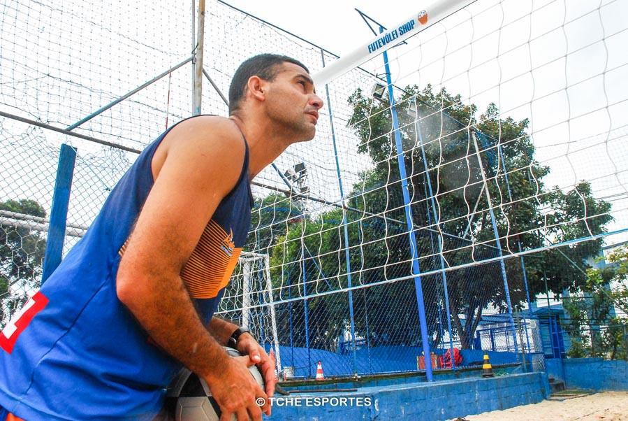 Ricardo Fagnani, preparador físico da nova dupla. (foto arquivo Tchê Esportes)