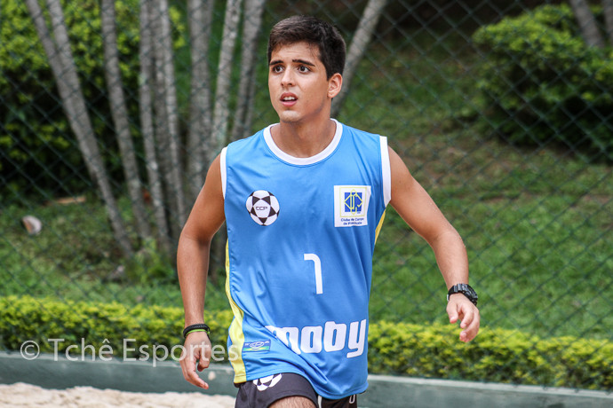 Liga Paulistana de Handebol, Guarulhos x Cubatão, categoria Livre Feminino