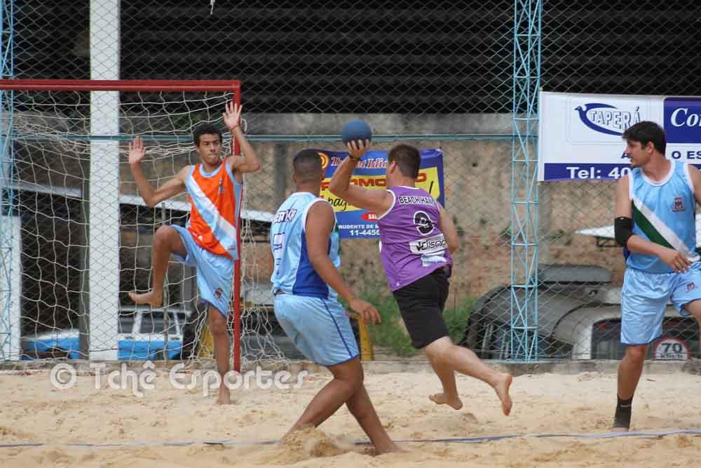 Salto na Areia vence Bertioga (foto André Pereira / Tchê Esportes)