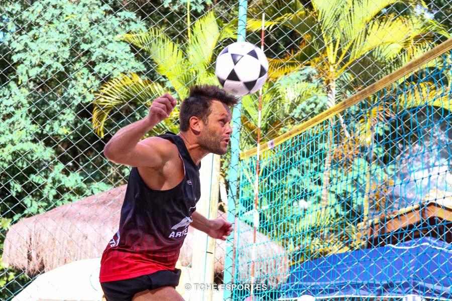 Rodrigo Fabri, melhor jogador Categoria Prata. (foto André Pereira / Tchê Esportes)