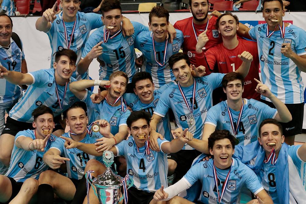 Seleção Argentina. (foto Divulgação)