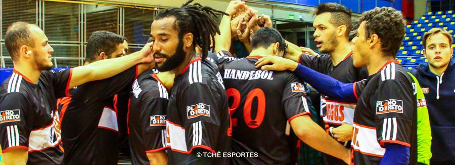 Equipe do Guarulhos. (foto arquivo Tchê Esportes)