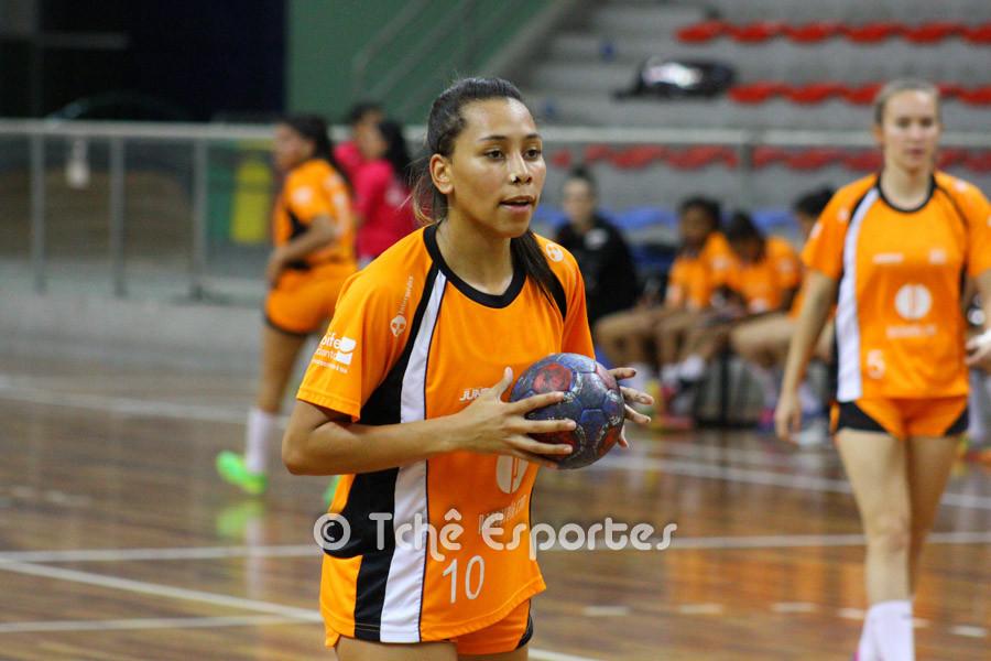 Larissa Silva, Jundiaí. (foto arquivo Tchê Esportes)
