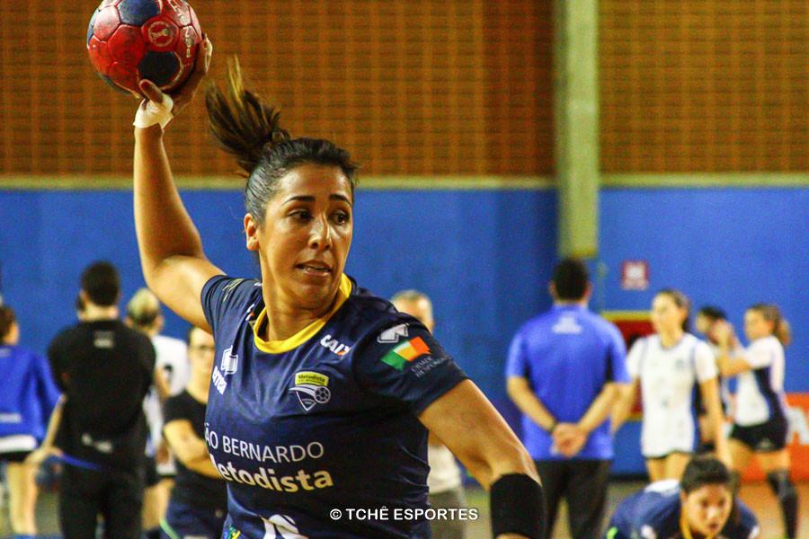 Lívia Horácio, São Bernardo. (foto André Pereira / Tchê Esportes)