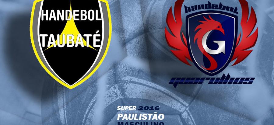 #Resumão: Taubaté vs Guarulhos
