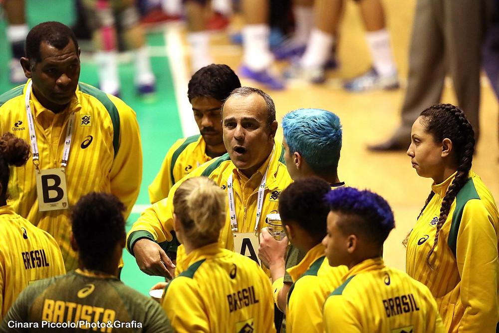 Graciano, técnico interino da Seleção Brasileira. (foto Cinara Piccolo/Photo&Grafia)