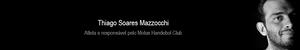 Thiago Soares Mazzocchi, atleta e responsável pelo Motus Handebol Club (arte Tchê Esportes)
