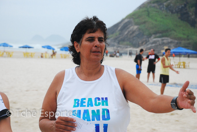 Sonia Rodrigues da Silva, Técnica do Guarujá A e B
