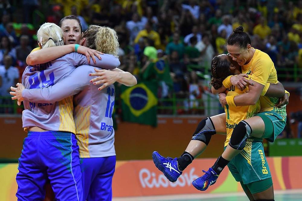 Jorge Dueñas, técnico da Seleção Feminina de Handebol. (foto Divulgação CBHb)