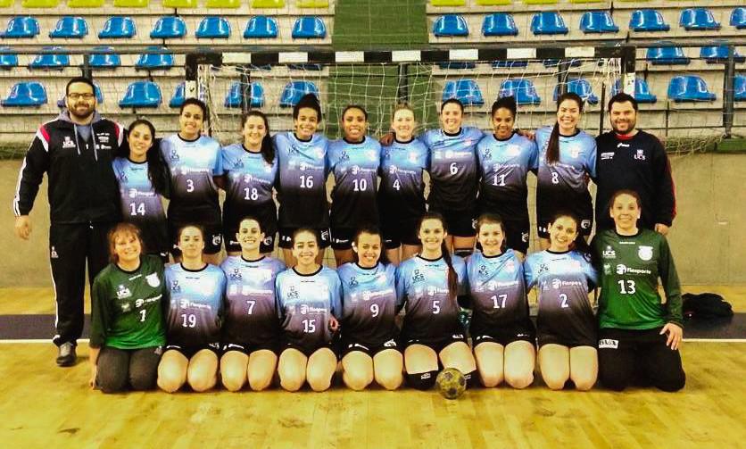 Equipe da Apahand/UCS (foto rede social Apahand)