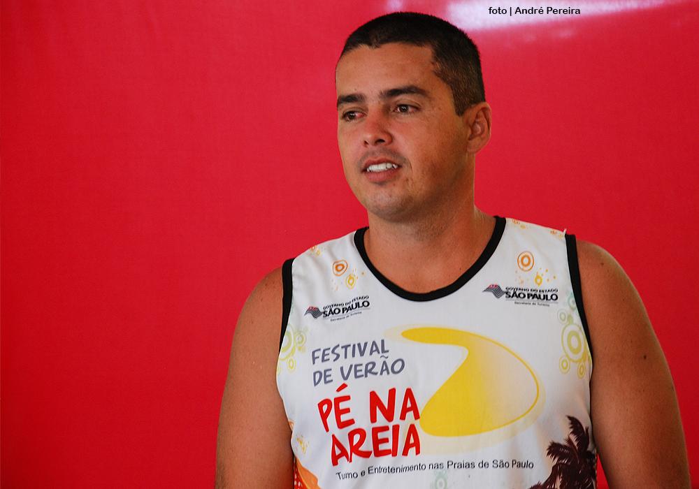 Ricardo Ragni, Diretor de Esportes, Prefeitura de Ilha Comprida