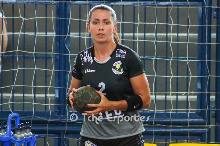 Rafaela Oliveira, ACH. de volta ao Super Paulistão. (foto arquivo Tchê Esportes)