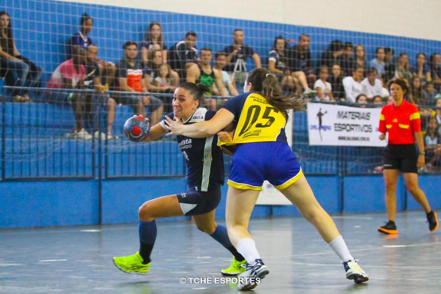 Metodista bate São José, pelo Super Paulistão. (foto André Pereira / Tchê Esportes)