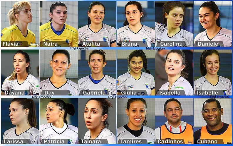 Seleção Brasileira Universitária