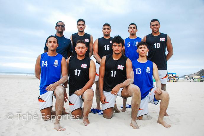 equipe de Guarujá, masculino