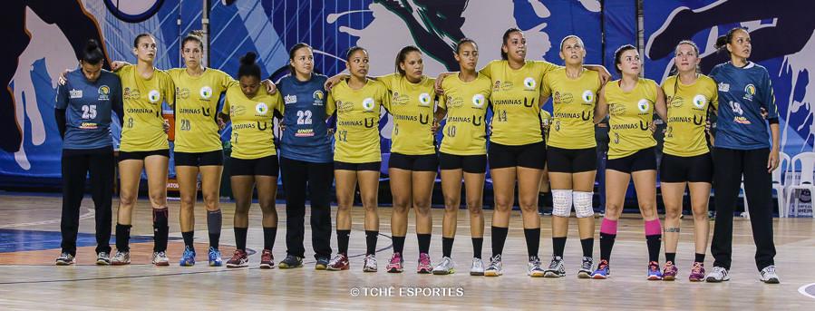 Equipe do Santos. (foto André Pereira /Tchê Esportes)