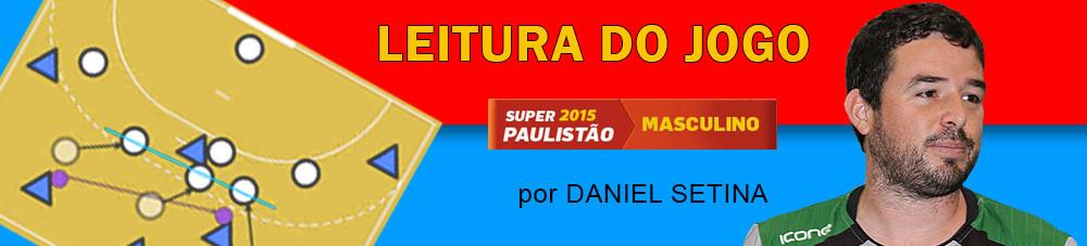 Daniel Setina, técnico do Jundiaí. (arte Tchê Esportes)