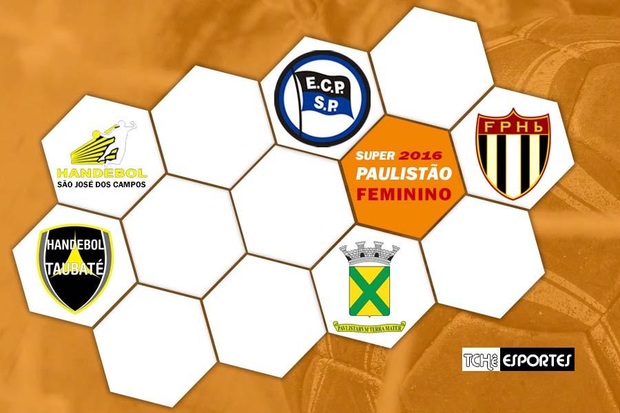 Taubaté, Pinheiros, São José e Santo André, vencem na semana. (arte Tchê Esportes)