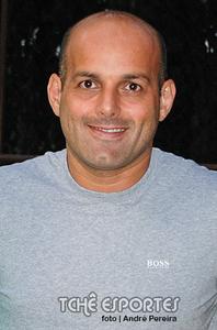 Gilberto Diniz, presidente da Federação Paulista de Futevôlei (foto: arquivo Tchê Esportes)