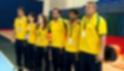 Comissão técnica Seleção Brasileira Feminina Juvenil - Eslováquia 2016