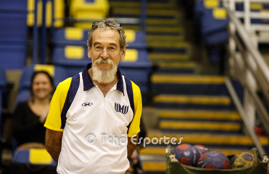 Arnaldo José de Mello, o Massa. (foto arquivo Tchê Esportes)