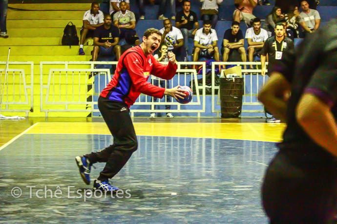 goleiro Sorriso, EC Pinheiros (foto arquivo Tchê Esportes)