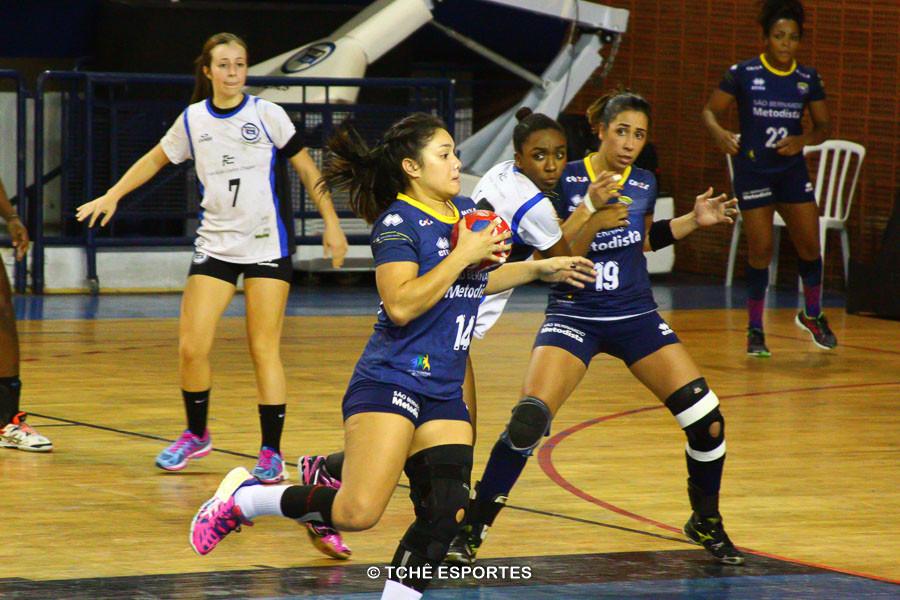 Pinheiros vs São Bernardo (foto André Pereira / Tchê Esportes)
