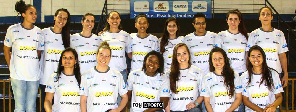 UNIP/São Bernardo (SP). (arquivo Tchê Esportes)