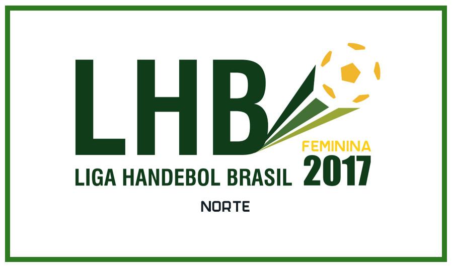 Conferência Norte da Liga Nacional Feminina. (arte Tchê Esportes)