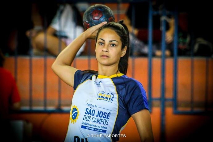 Tatiana, do São José. (foto arquivo Tchê Esportes)