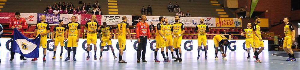 Equipe do Taubaté. (foto Divulgação Femebal)