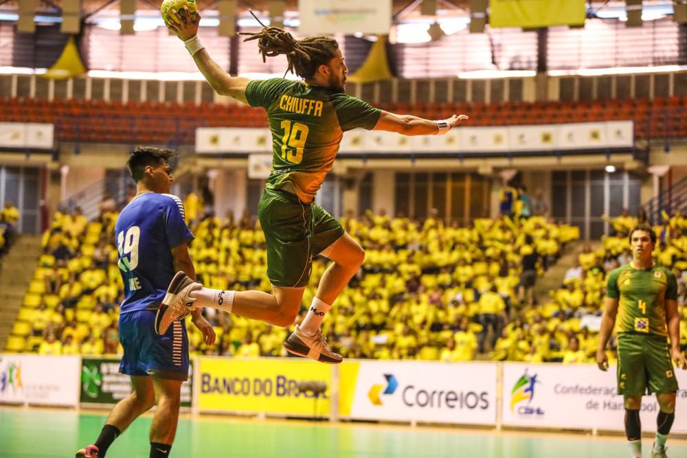 Fábio Chiuffa, ponta direita do Brasil. (foto Cinara Piccolo/Photo&Grafia)