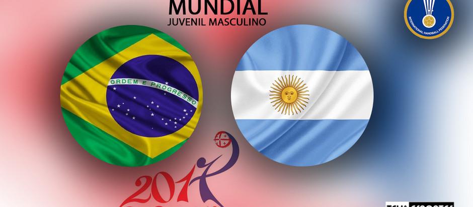 Seleção Brasileira vence a primeira no Mundial Juvenil de Handebol