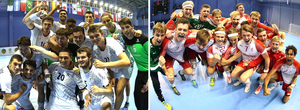 Semifinal 2 | França vs Dinamarca (foto divulgação IHF)