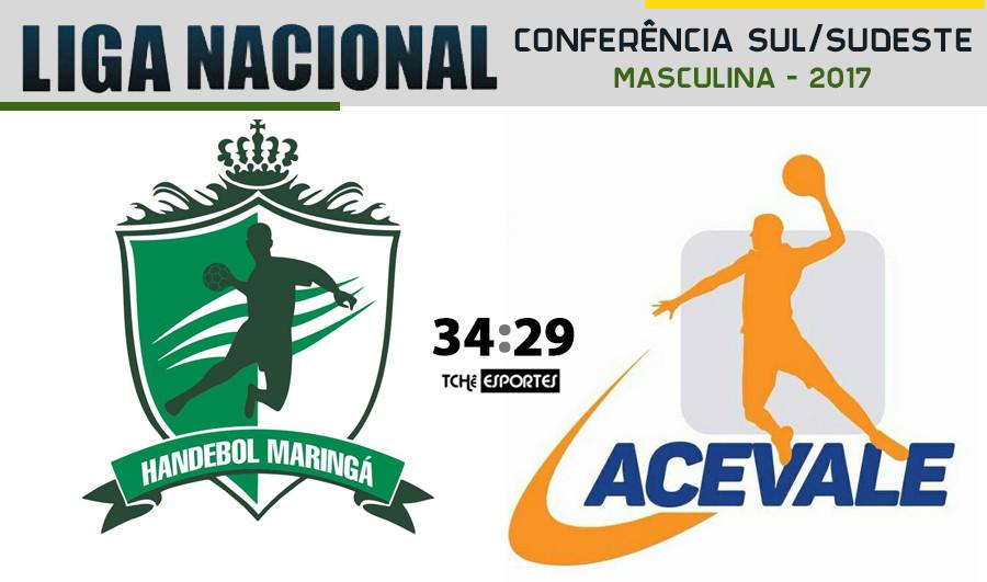Liga Nacional Masculina - Conferência Sul/Sudeste (arte Tchê Esportes)