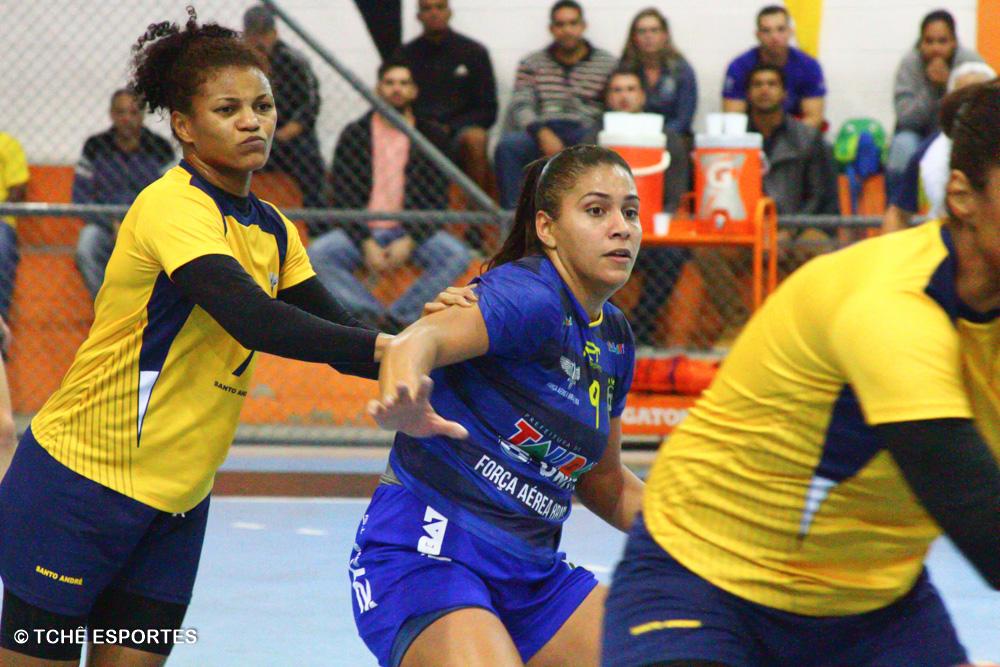 Taubaté vs Santo André
