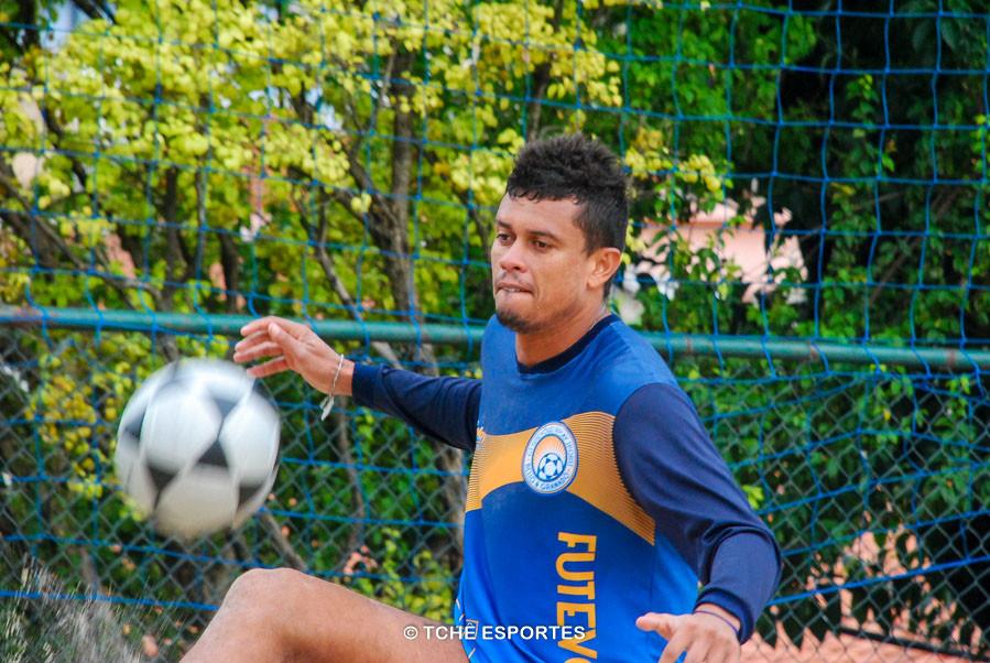 Bello confirma parceria com Gustavo. (foto arquivo Tchê Esportes)