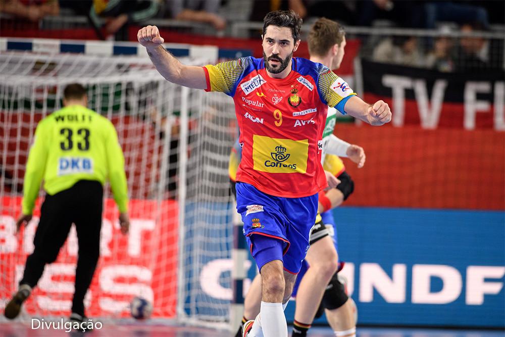 Raul Entrerríos, da Espanha. (foto arquivo HRS / Nebojsa Tejic)