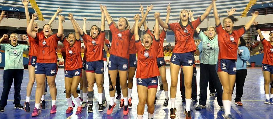 Força Atlética (GO) e Univalle (SC) são campeões do Brasileiro Júnior de Handebol