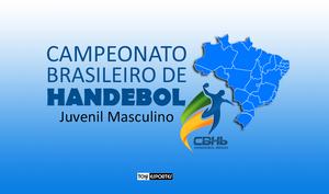 Campeonato Brasileiro de Handebol Juvenil Masculino. (arte Tchê Esportes)