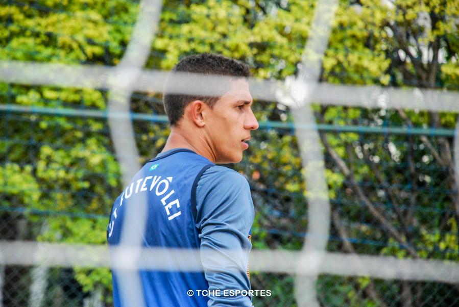 Gustavo Silva. (foto André Pereira / Tchê Esportes)