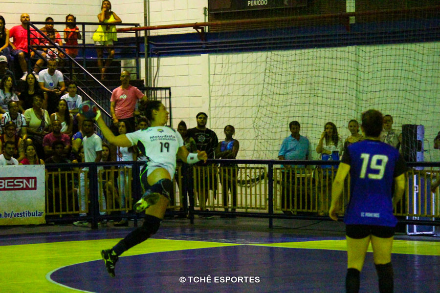 Metodista termina em primeiro. Foto: Marcio Rodrigues / Tchê Esportes