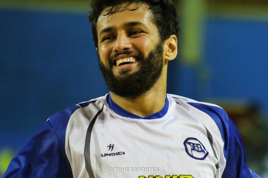 Wesley Freitas, do EC Pinheiros. (foto André Pereira / Tchê Esportes)