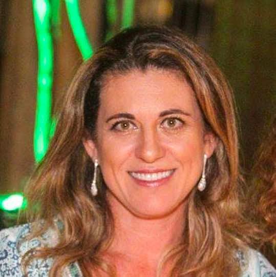 Glauce Bitolo, colaboradora Tchê Esportes. (foto arquivo pessoal)