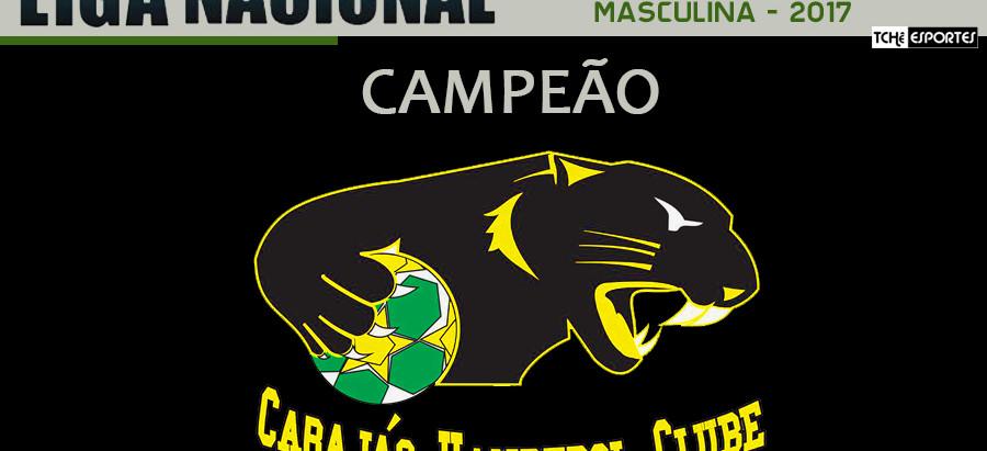 Carajás/CHC (PA) é campeão da Conferência Norte da Liga Masculina de Handebol